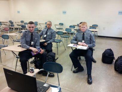 Police Academy Fraternal Day